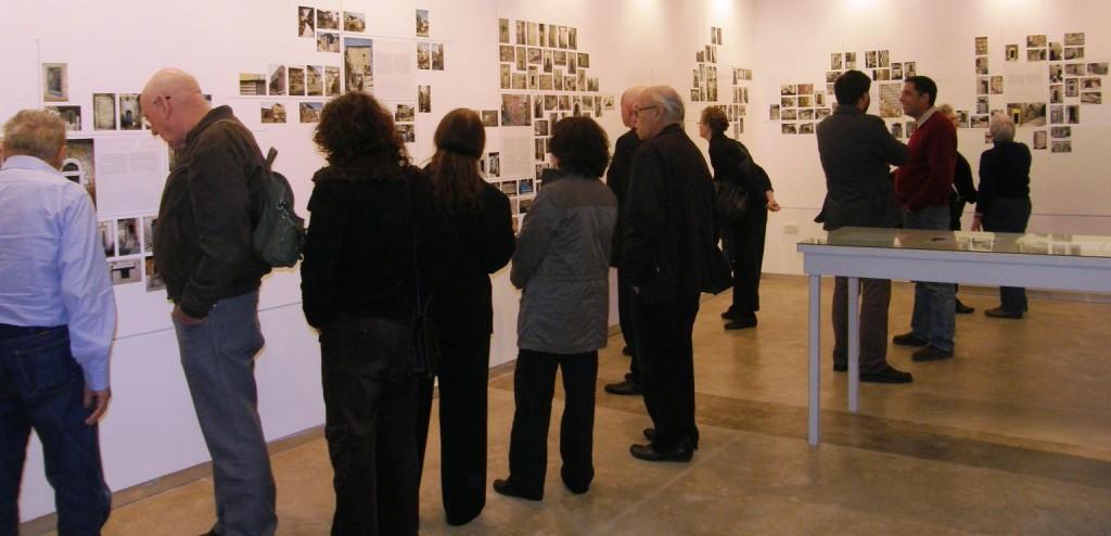 Hand Prints, Oppening Event, Photo: Yossi Matalon